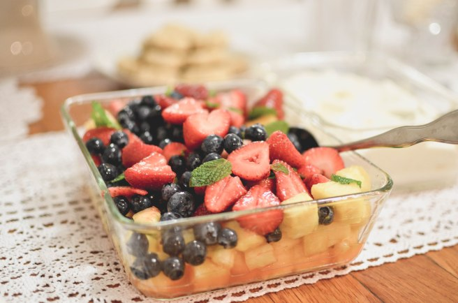 Fruit Salad with Clementine Whipped CreamDSC_1860